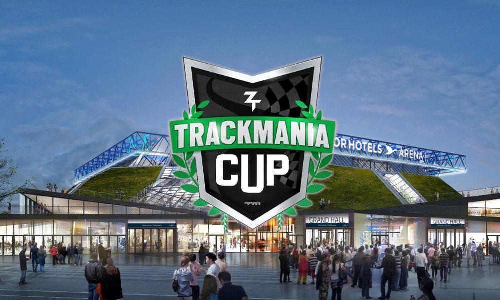 eSport Accor Hotels Arena Paris Bercy Juin 2020 TrackMania