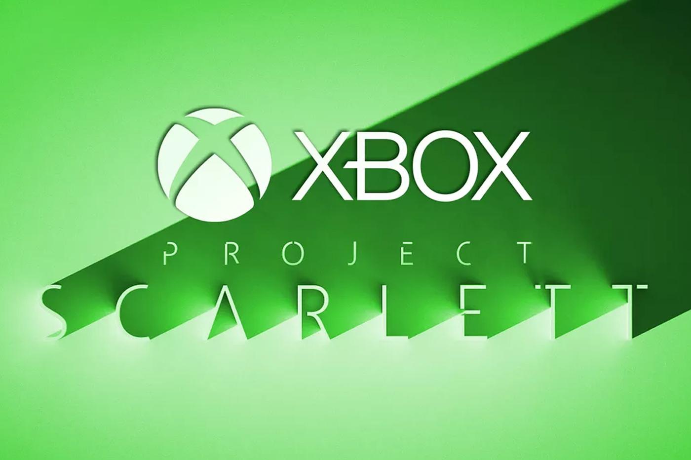 Project Scarlett Microsoft