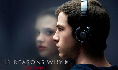13 Reasons Why Saison 3 - Octobre 2019 Netflix