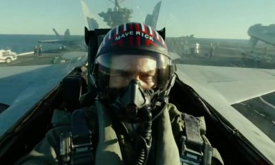 Top Gun fait du bruit avec Tom Cruise au Comic-Con