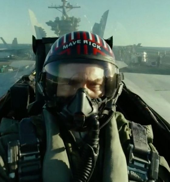 Top Gun fait du bruit avec Tom Cruise au Comic-Con