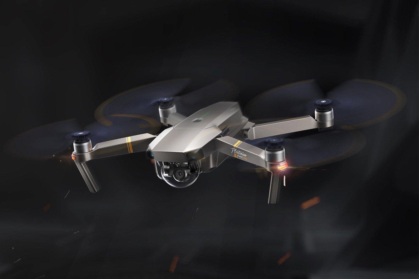 dji va lancer un in u00e9dit drone de course fpv pilot u00e9 par