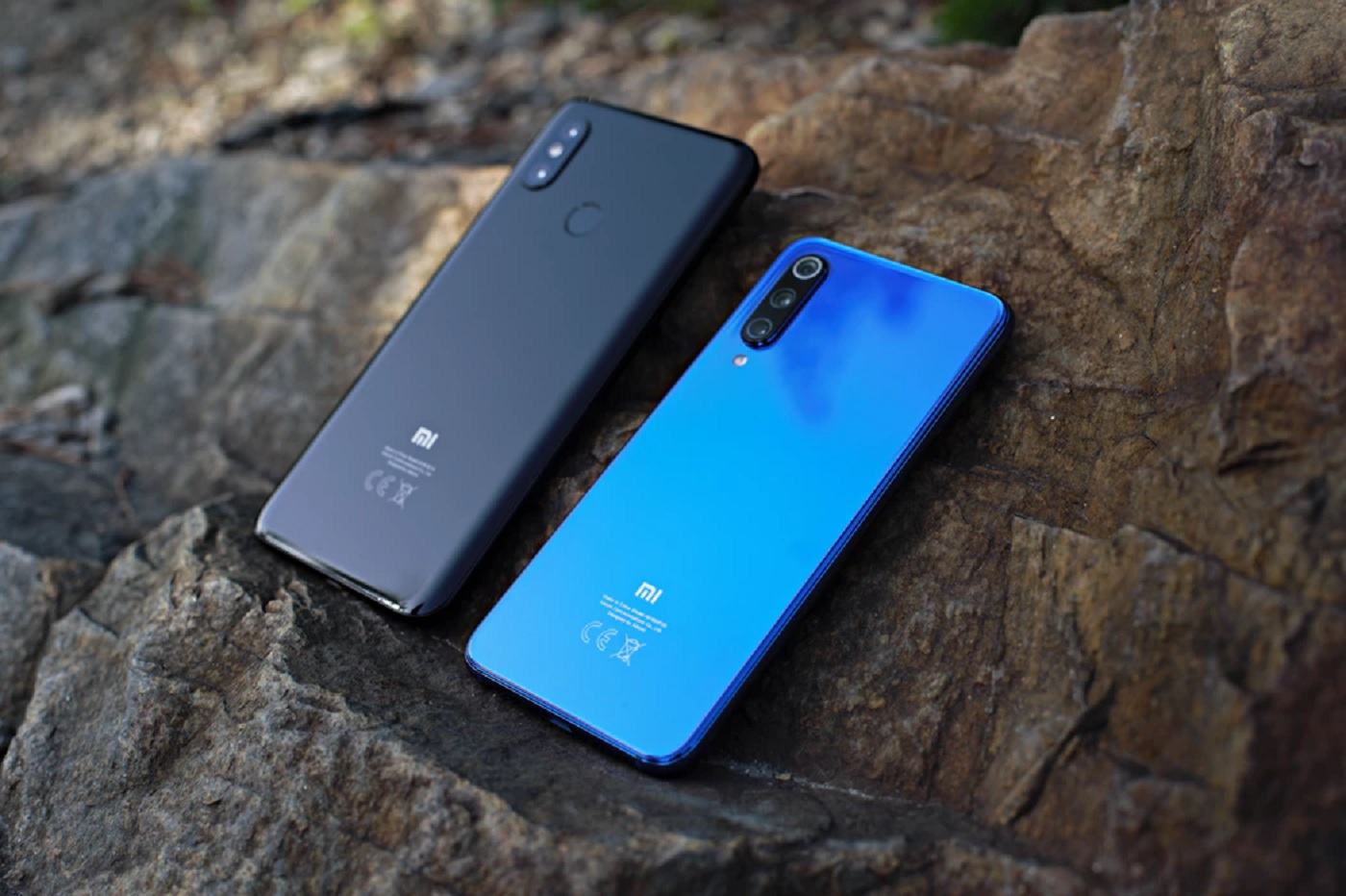 Des smartphones Xiaomi