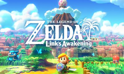 E3 2019 The Legend of Zelda Link's Awakening