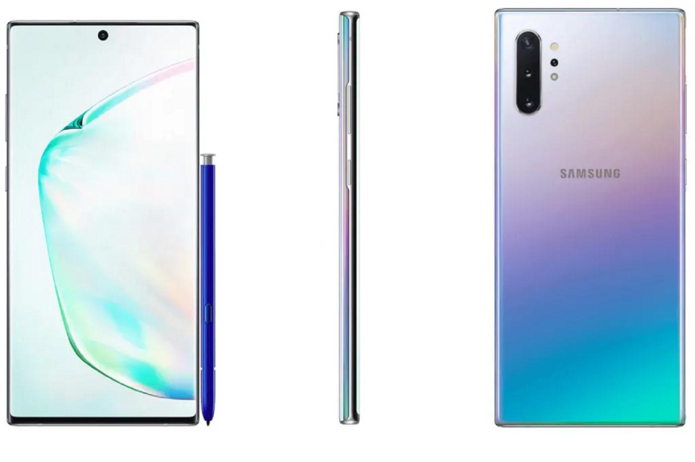 Pas de prise jack sur le Samsung Galaxy Note 10 — Confirmé