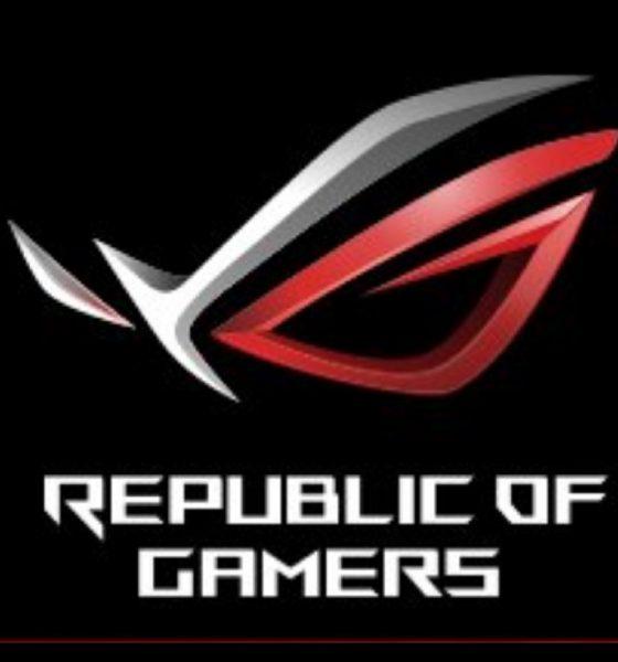 Le Logo d'ASUS ROG
