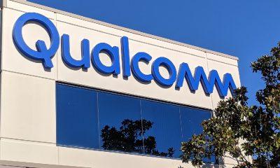 Le logo de Qualcomm