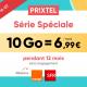 Promo Prixtel sur Orange et SFR 16 juillet