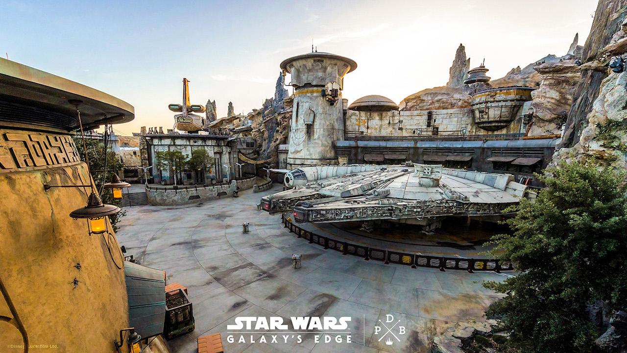 Star Wars Galaxy's Edge Bilan