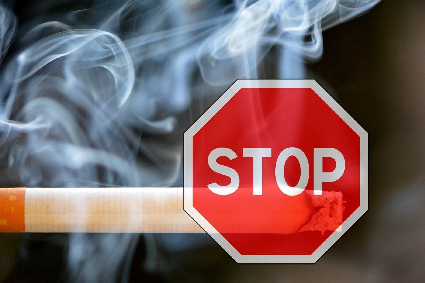 Stop la cigarette