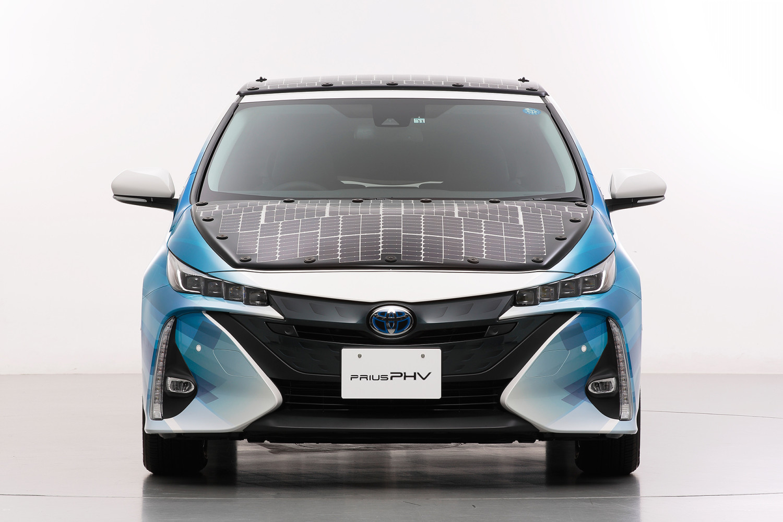 Toyota Solar