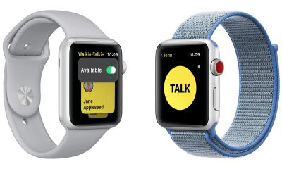 Apple Watch Talkie-Walkie