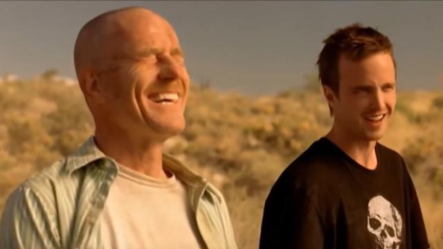 Breaking Bad Walt & Jesse Troll