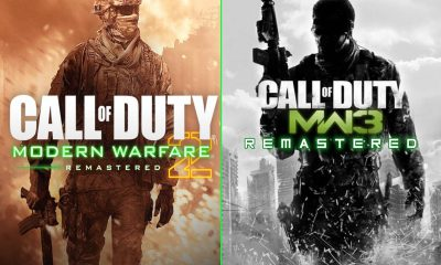 Call of Duty Modern Warfre 2 et 3