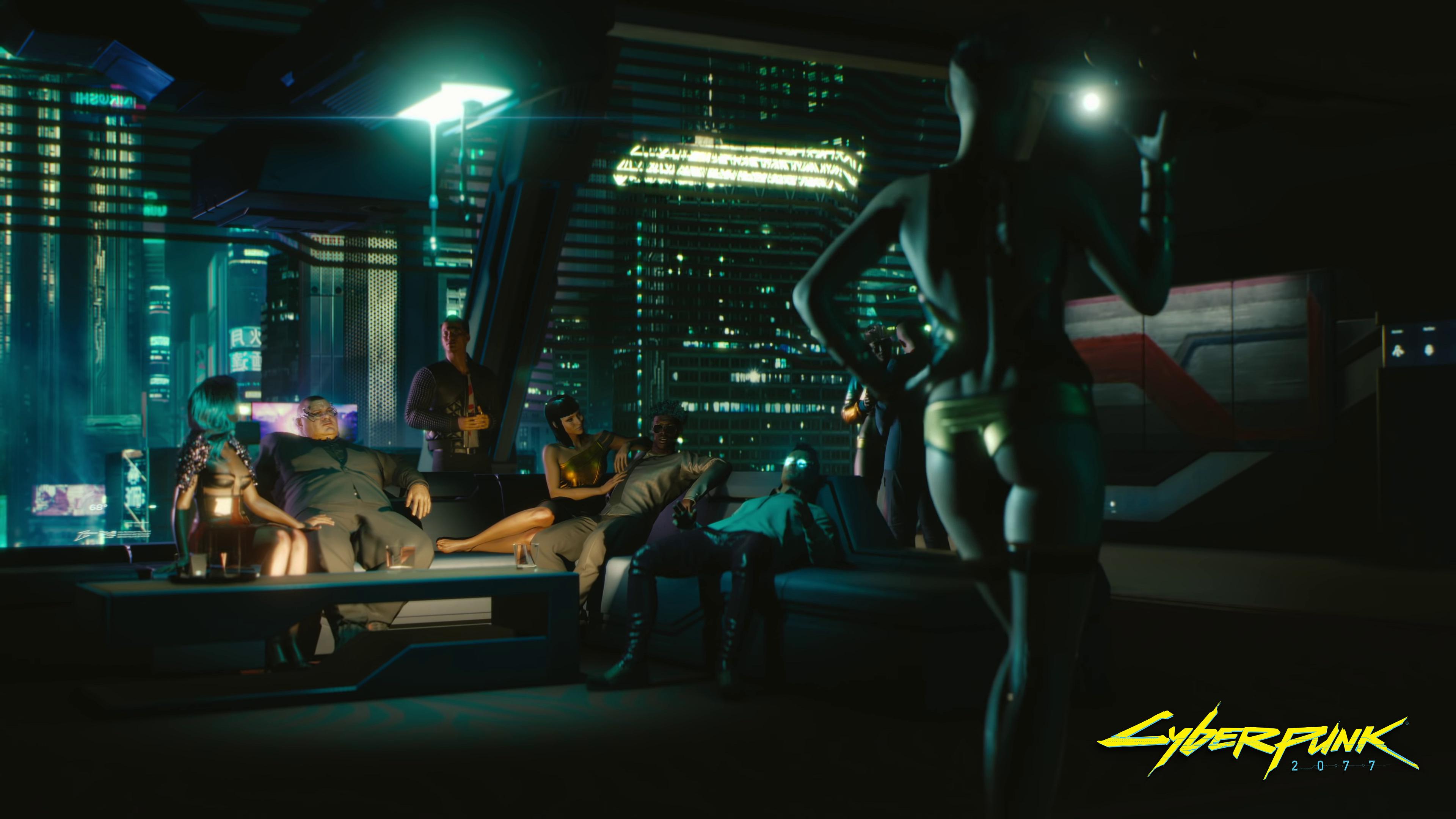 Contact Cyberpunk 2077