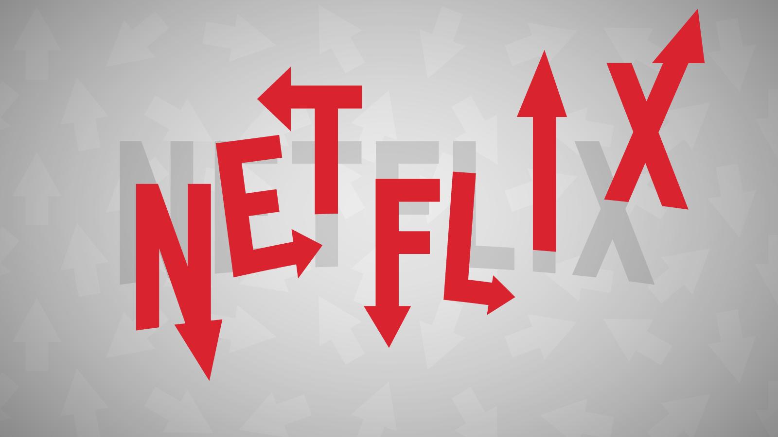 Netflix Début Internet France