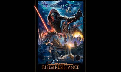 Star Wars The Rise of the Resistance Star Wars Galaxy's Edge