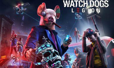 E3 2019 Aperçu Watch Dogs Legion