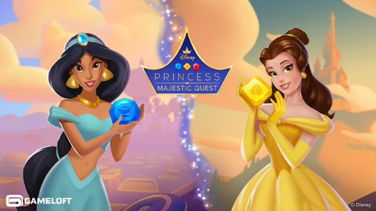E3 2019 Disney Princess Majestic Quest