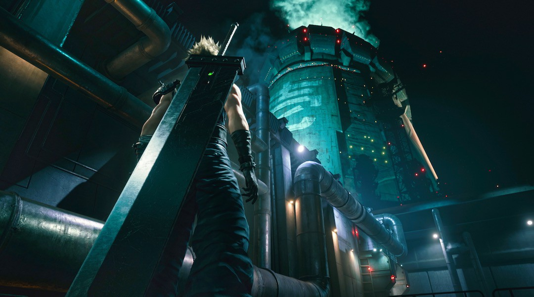 Final Fantasy VII Remake Prometteur