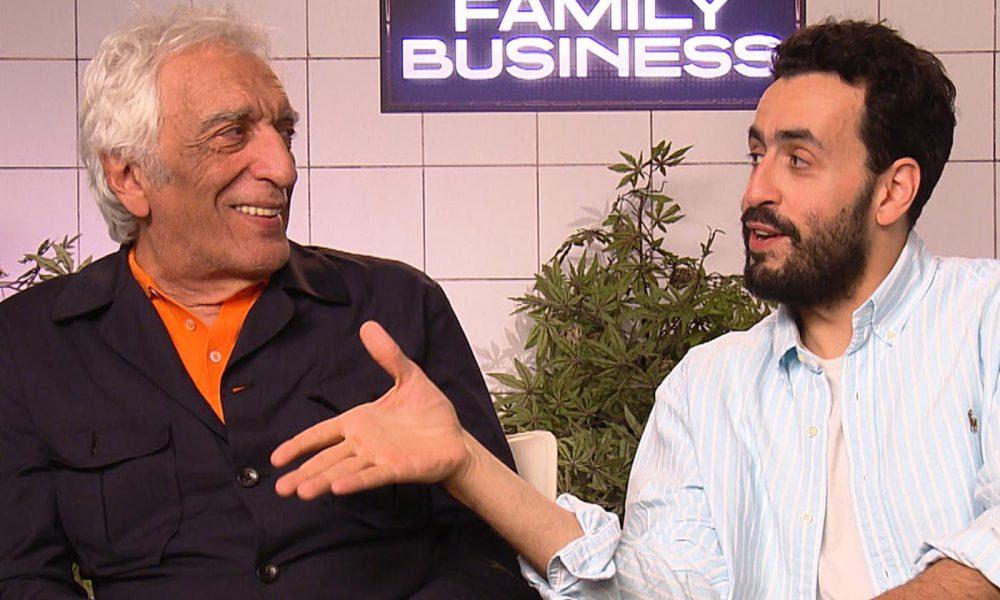 Gérard Darmon Jonathan Cohen Family Business