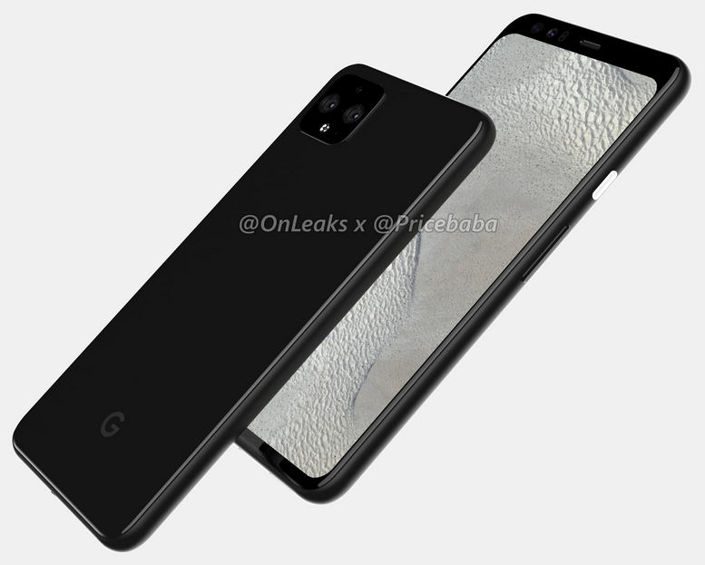 Google Pixel 4 XL equipped with two selfies cameras google pixel 4 xl equipped with two selfies cameras The Google Pixel 4 XL equipped with two selfies cameras and three rear cameras? google pixel 4 xl dos
