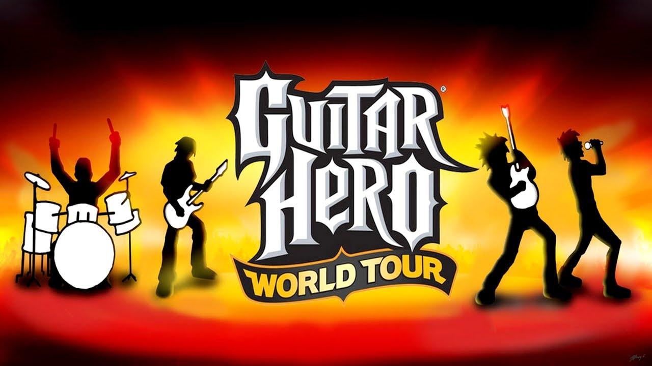 Guitar Hero World Tour Nintendo