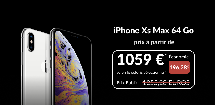 iPhone XS max smartagogo