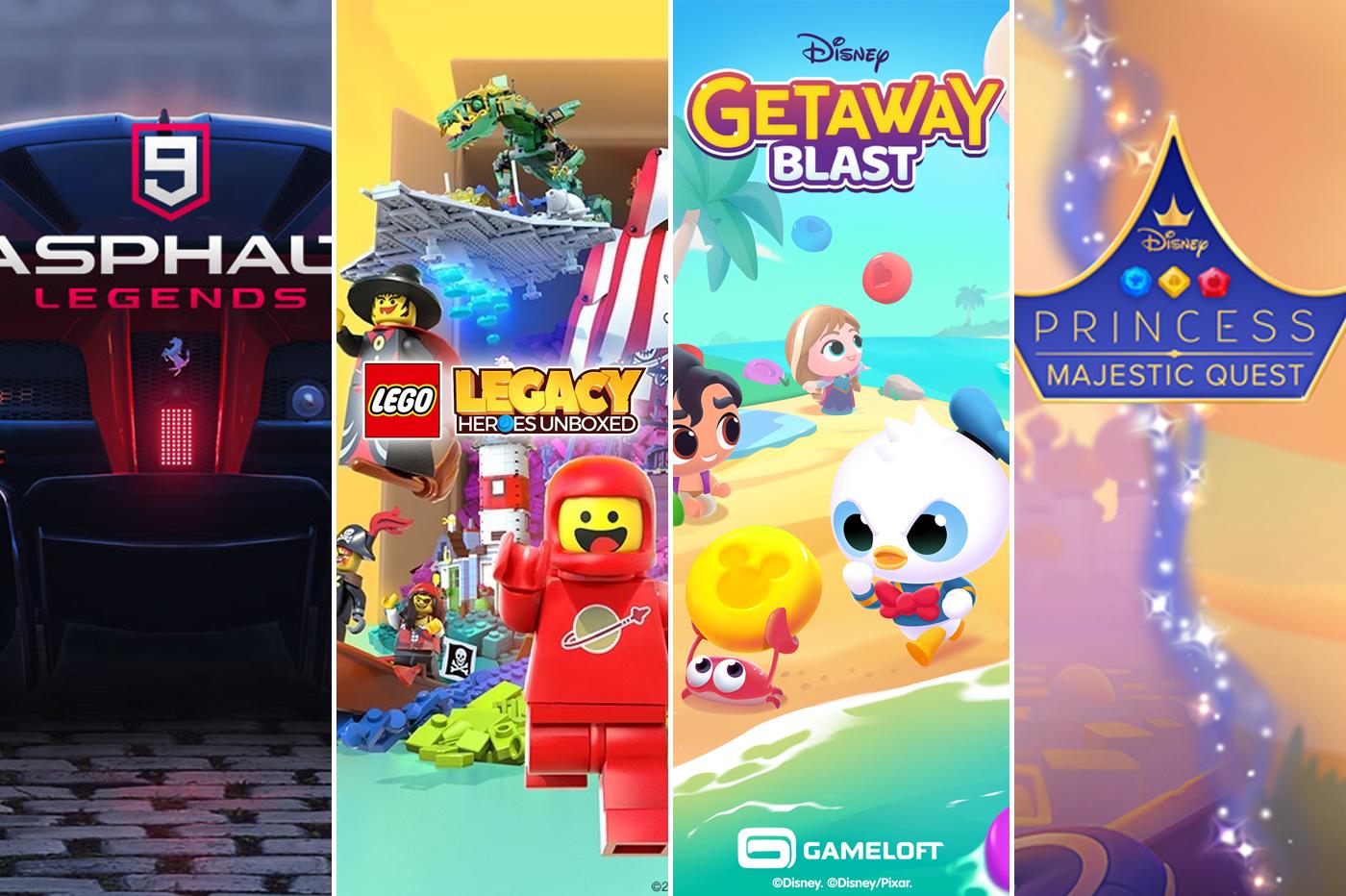E3 2019 les jeux mobiles Gameloft