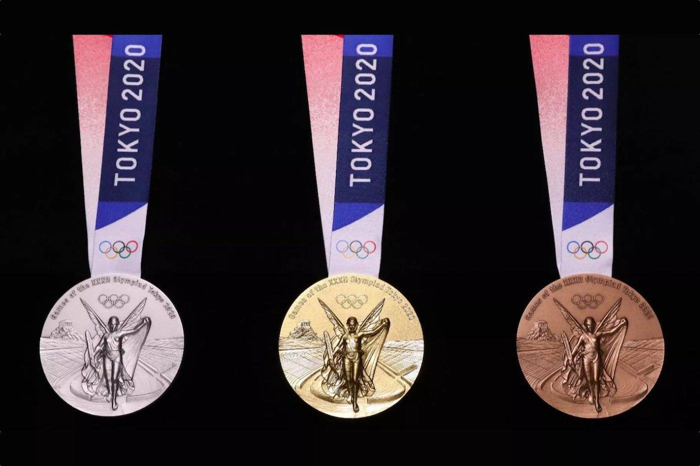 Medaille JO 2020