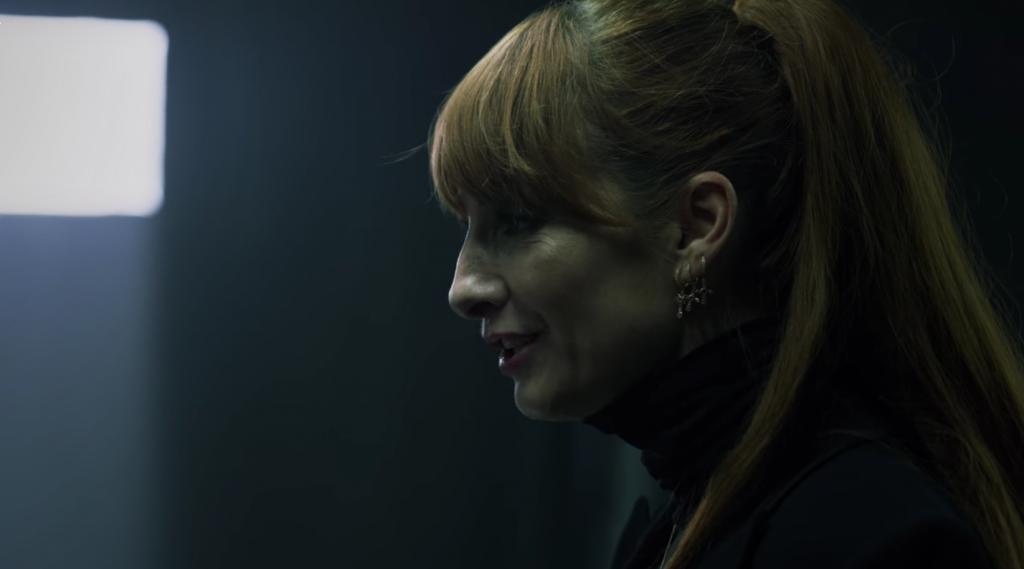 Netflix La Casa de Papel inspectrice Alicia Sierra