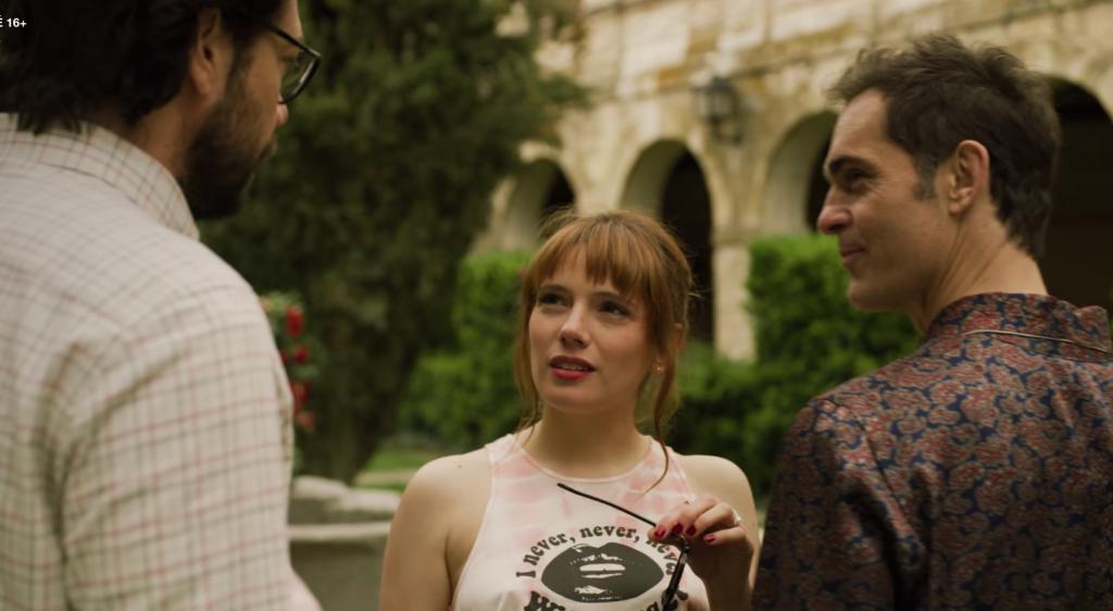 Netflix La Casa de Papel Tatiana