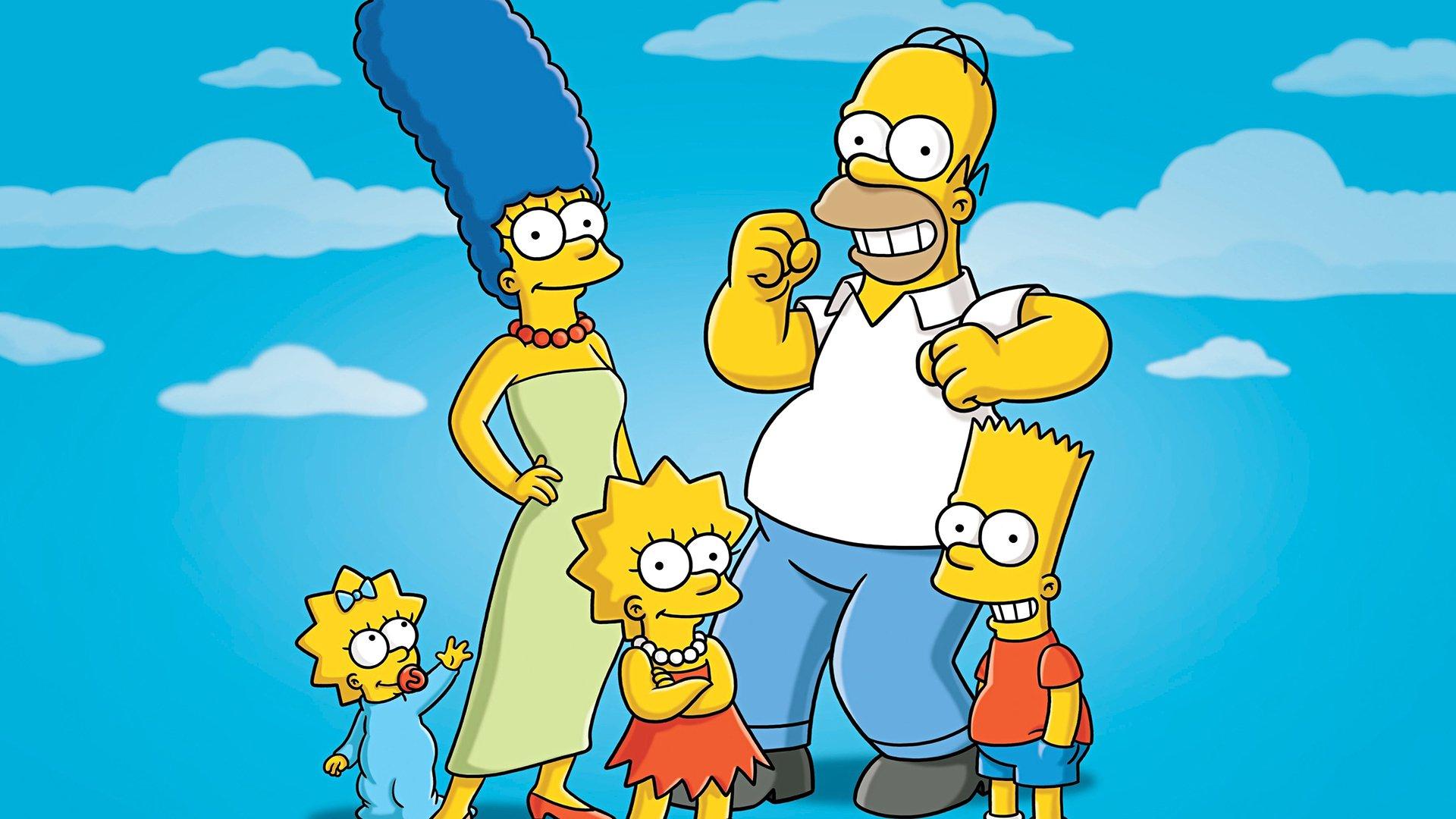 Les Simpson Wallpaper