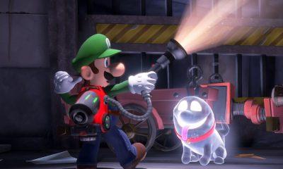 Date sortie Luigis Mansion 3 fin année folle Nintendo