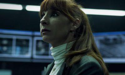 Netflix La Casa de Papel inspectrice