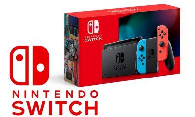Nouvelle Nintendo Switch meilleure batterie