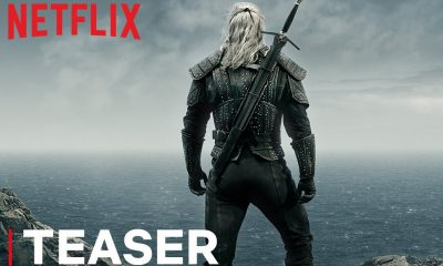 Premier teaser The Witcher Netflix