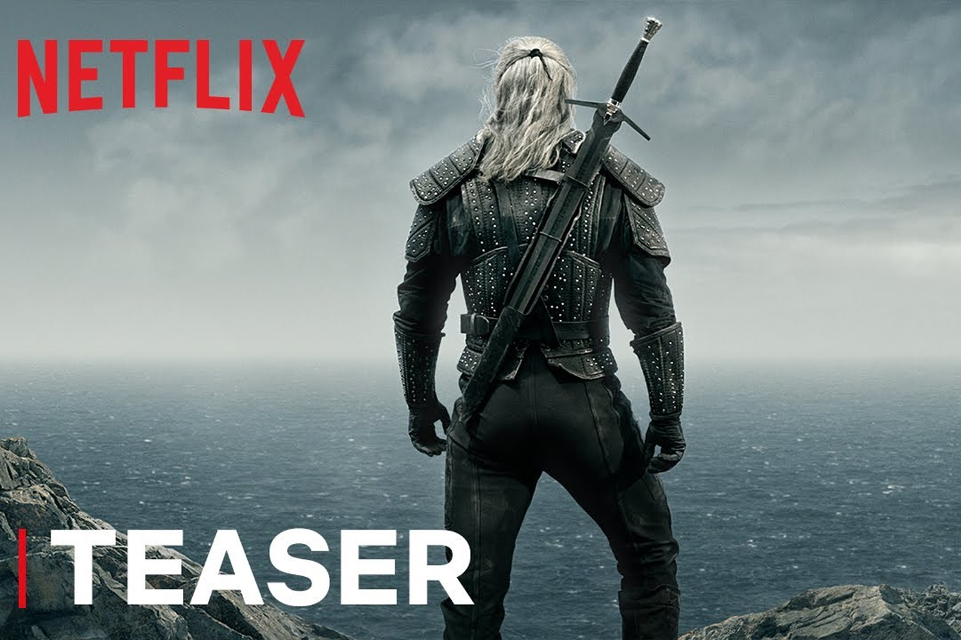 Premier teaser The Witcher Netflix