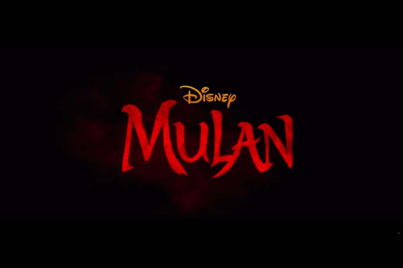 Mulan première bande annonce film live action