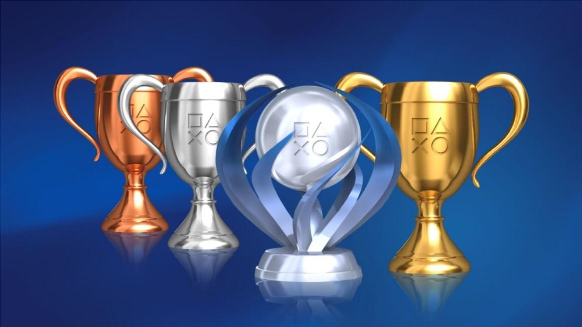 Trophées PS4