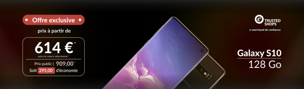 Samsung Galaxy S10 smartagogo