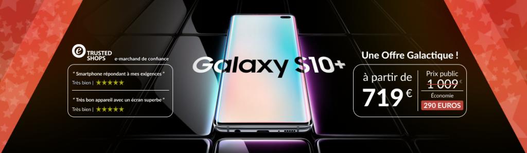 Samsung Galaxy S10+ smartagogo