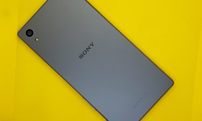 Sony smartphone pliable