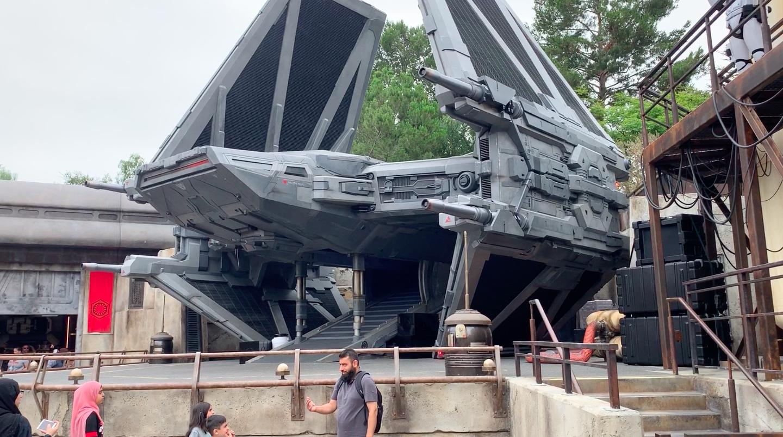 Star Wars Galaxy's Edge Zone Premier Ordre