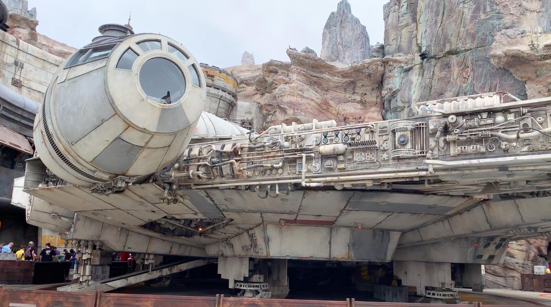 Star Wars Galaxy's Edge Zone Contrebandiers