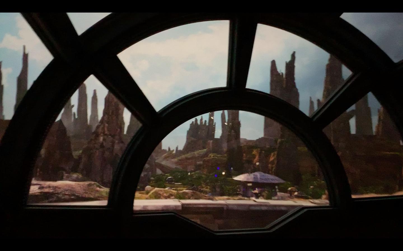 Star Wars Galaxy's Edge Attraction