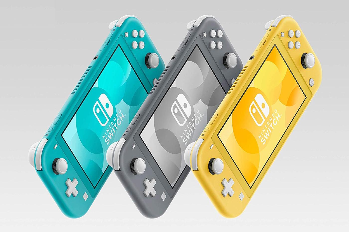 Nintendo Switch  Lite förbeställning