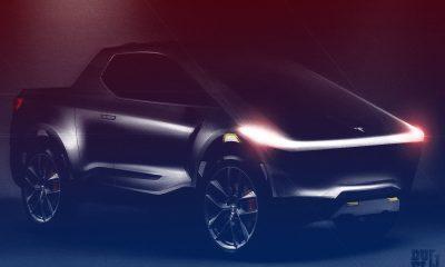 Tesla pickup electrique