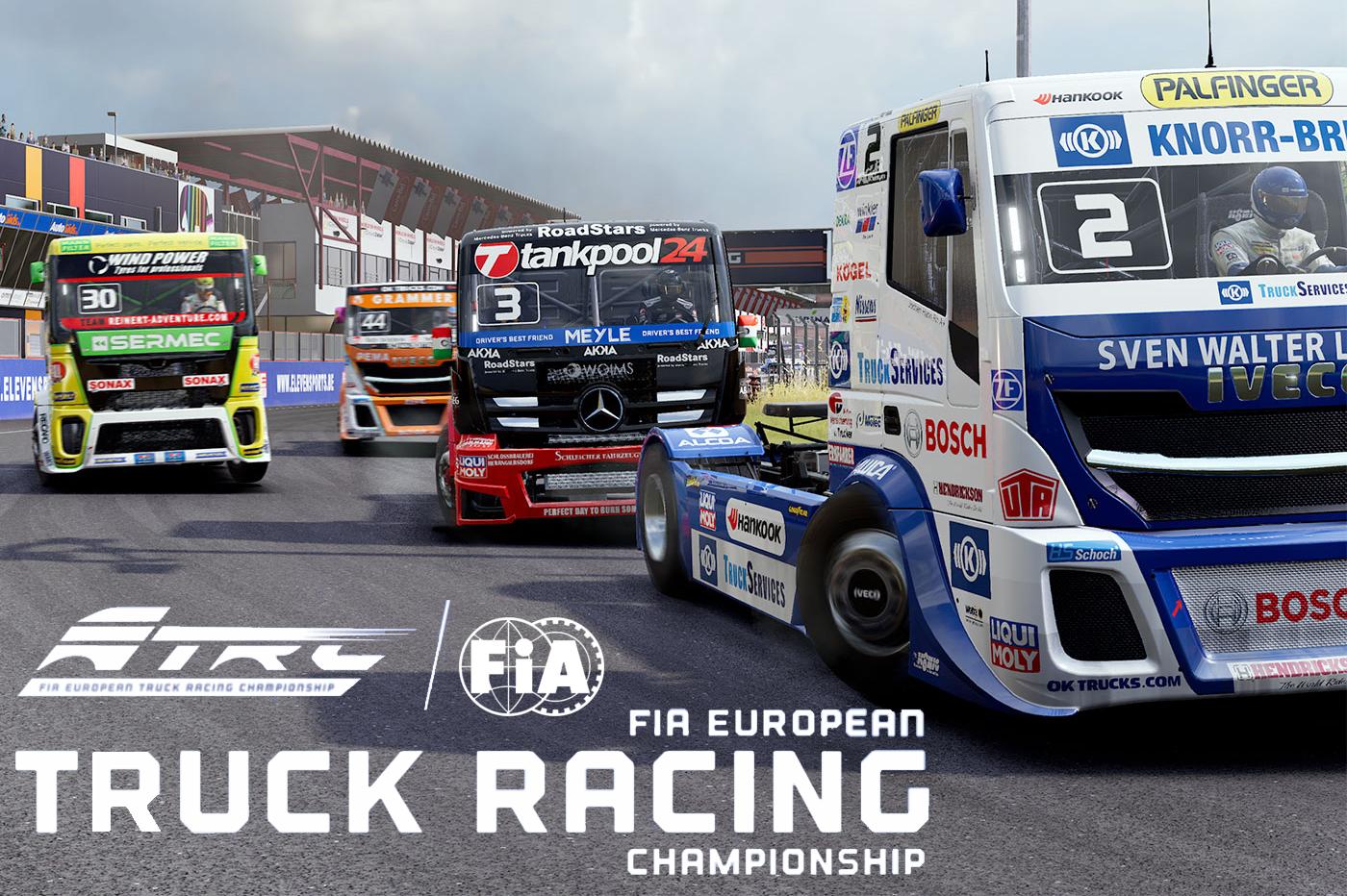 Test FIA Truck Racing Championship