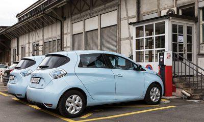 voitures électriques Renault Zoe